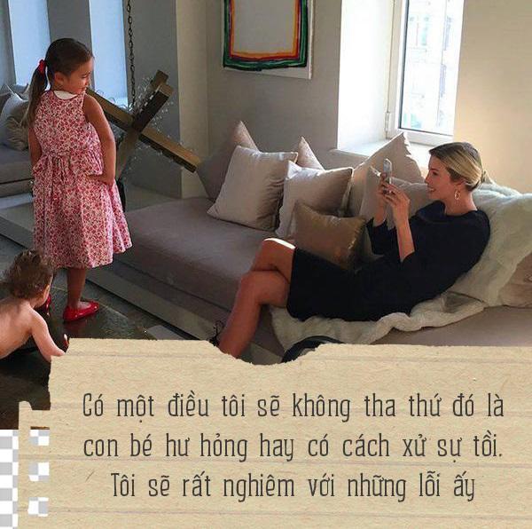 Ivanka Trump: Ái nữ tài sắc vẹn toàn và câu chuyện nuôi dạy con cái -2