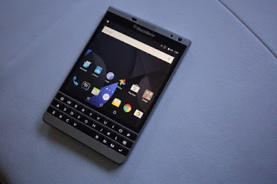 Android-Powered BlackBerry Passport Silver Edition Goes on Sale
