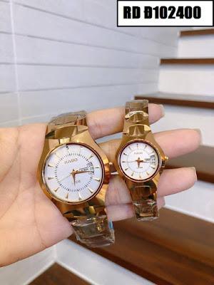 Đồng hồ cặp đôi RD Đ102400