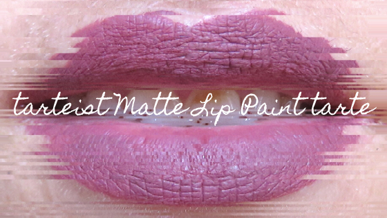 Tarteist - Quick Dry Matte Lip Paint - Obsessed  - Tarte