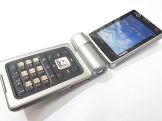 Hape Jadul Nokia N92 Seken Symbian Mulus Kolektor Item
