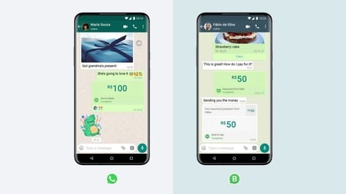 Facebook starts WhatsApp payment service in Brazil