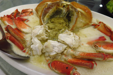 Chin Huat Live Seafood, dungeness crab