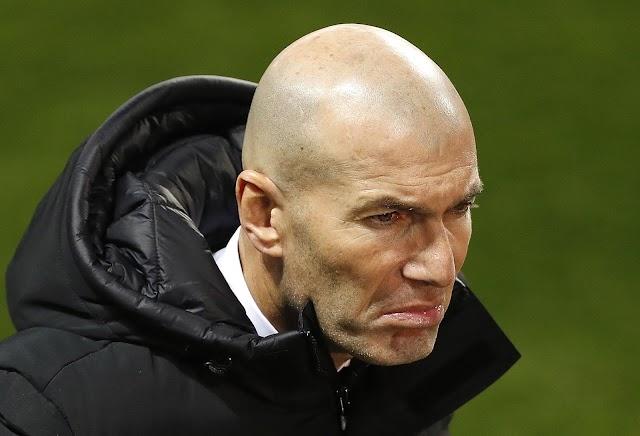 A Real Madrid jelenleg minden tekintetben komoly válságban van