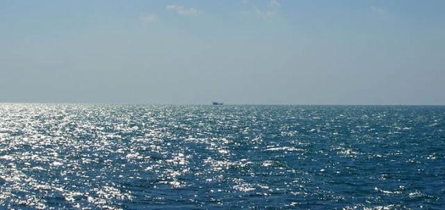 Gambar Bagian Timur Samudera Hindia dan Teluk Persia
