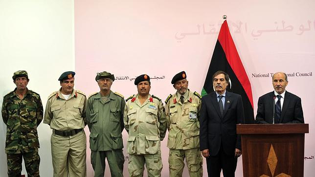 benghazi based national transitional council - 605×328