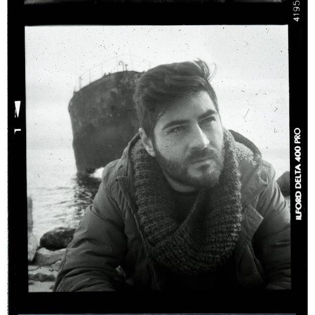 Ritratto di Francesco Algeri fotografato da Serena Caffarelli