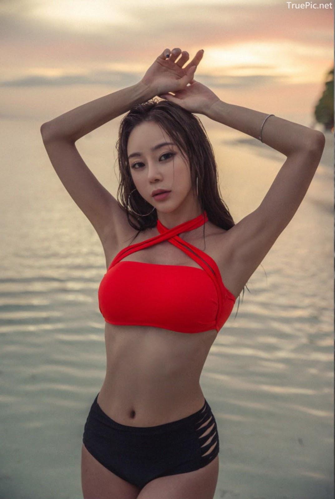 Hyun Kyung - Glam Chic Bikini - Korean model and fashion - Picture 1