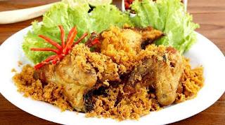 Resep Ayam Goreng Kremes yang Sederhana dan Nikmat
