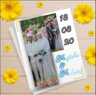 Pernikahan Muhidin Sidiq dan Maftuha