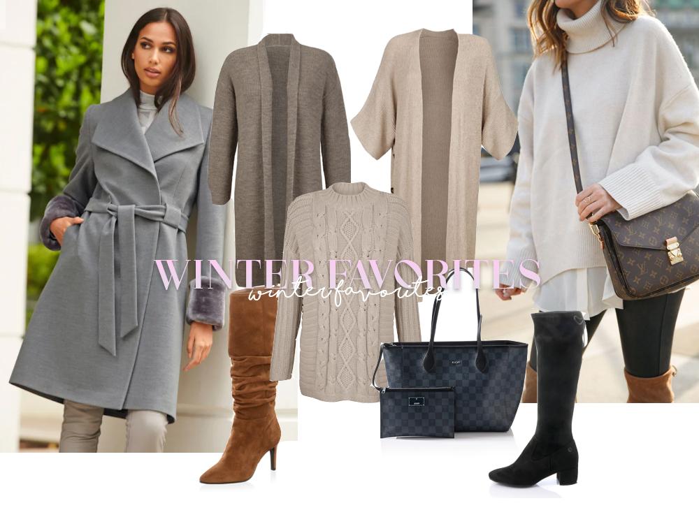 Winter Favoriten von Alba Moda