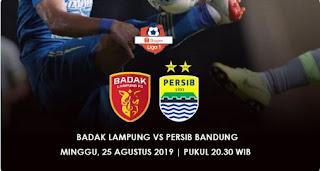 Susunan Pemain Persib Bandung Lawan Perseru Badak Lampung