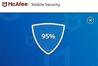 أفضل مكافح فيروسات الهاتف Mcafee Mobile