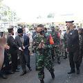 Kapolres Mengaku Terkejut Oleh Kodim 0608/CJR Di Hari Bhayangkara Ke-74