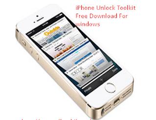 iPhone Unlock Toolkit Software V10.5