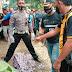 Tragis! Bocah 5 Tahun Tewas Dilindas Truk Tronton di Batubara