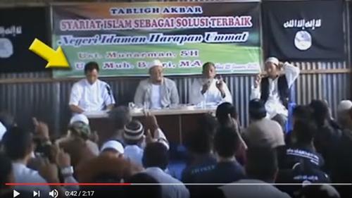 Polisi Sebut Munarman Ditangkap Terkait Kasus Baiat di 3 Kota