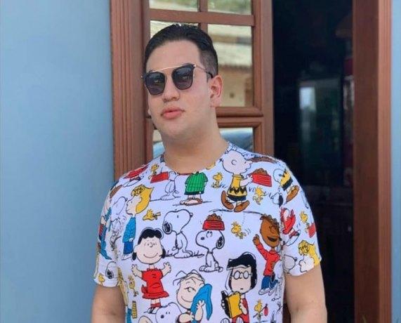 CORONAVÍRUS: Gabriel Lorenzo é encaminhado para UTI e família pede orações