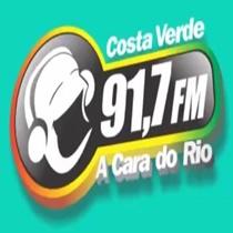 Ouvir agora Rádio Costa Verde FM 91,7 - Itaguaí / RJ