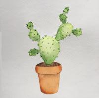 watercolor1 - Freeform Friday: Watercolor the Easy Way - Sara Berrenson + A GIVEAWAY