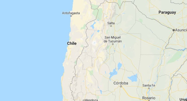 Chilean Military Plane Disappears with 38 people on board.