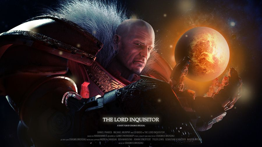 Lord Inquisitor