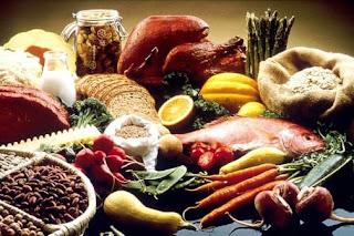 Pilih makanan sehat