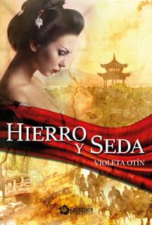 [Reseña] Hierro y Seda // Violeta Otín