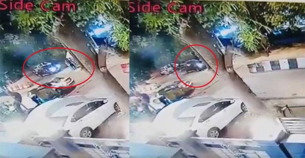Caught On Camera: Fashion Designer Rams 4 With BMW In South Delhi, New Delhi, News, Injured, hospital, Treatment, Injured, Car, Police, Arrested, Video, National