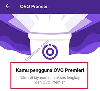 Upgrade OVO Premier Gagal Terus Kenapa?