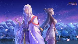 xie wang zhui qi personajes donghua