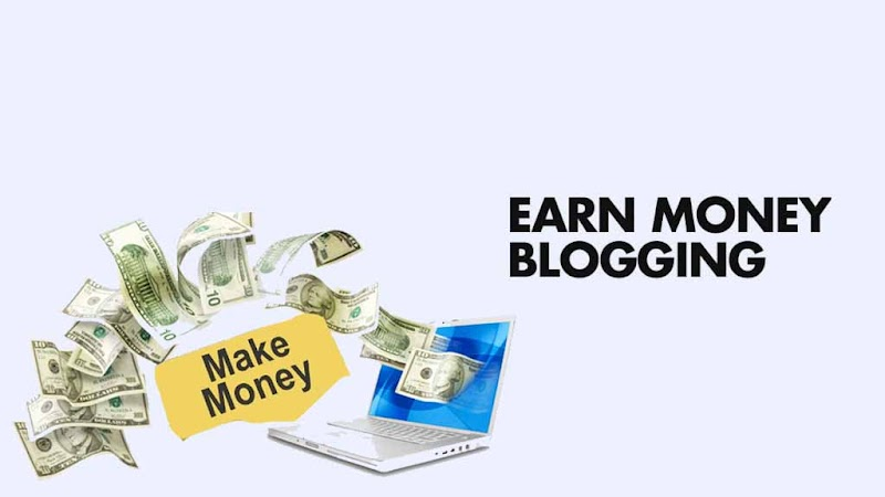 How to earn money with blogger in 12 minutes