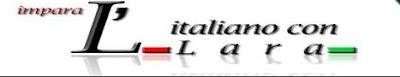 تعلم اللغة الايطالية مع لارا