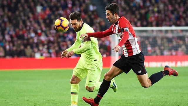 Hasil Liga Spanyol: Barcelona Diimbangi Bilbao