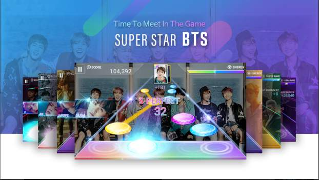 Game BTS Terbaru SuperStar BTS APK