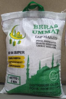 beras UMMAT 5kg