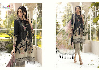 Saniya Trends mariya b lawn m print pakistani suits wholesaler
