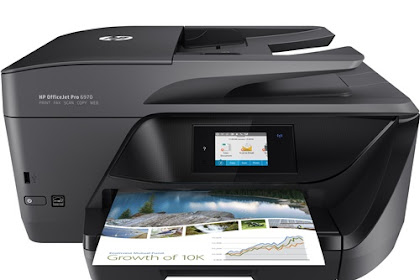 Download HP OfficeJet Pro 6970 Drivers