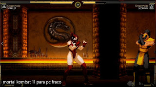 Mortal Kombat 11 PARA PC FRACO +[DOWNLOAD