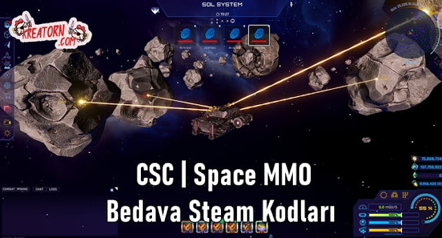 CSC-Space-MMO-Bedava-Steam-Kodlari