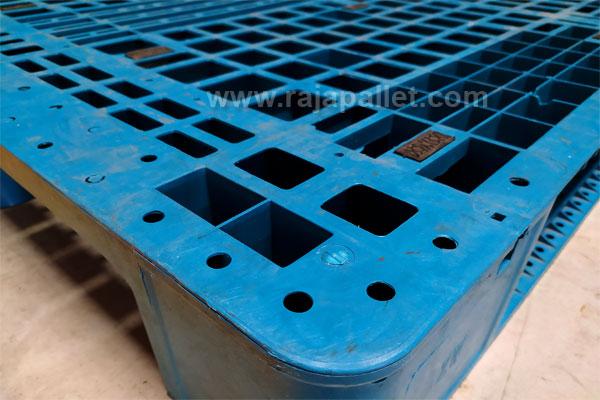 pallet plastik racking HDPE