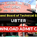 Download UBTER GROUP C Admit Card 2017