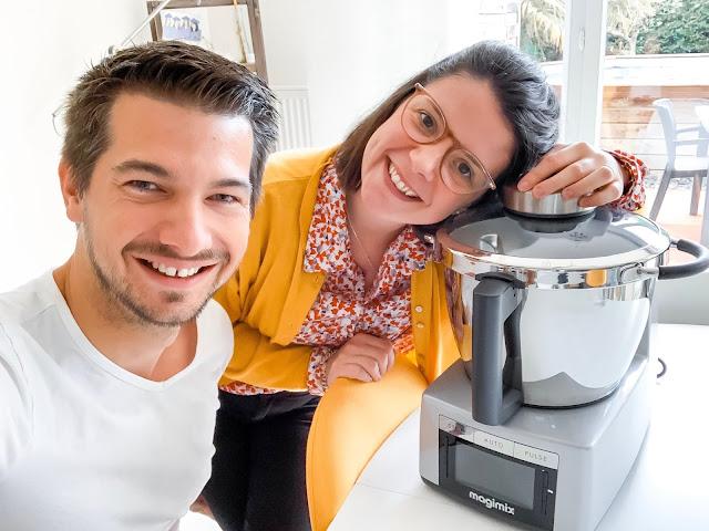 diversification alimentaire petit pot fait maison comment faire bébé magimix cook expert avis robot