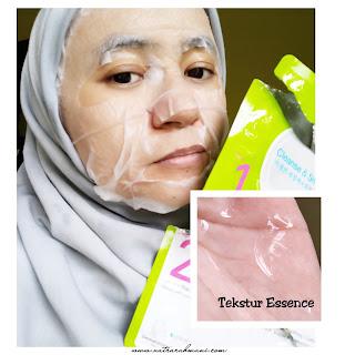 review-clinelle-peeling-pad-refining-mask-purifying-natrarahmani