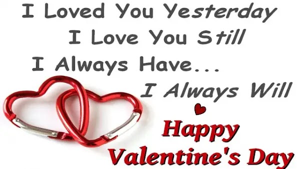 Happy Valentine Day Wishes Images for wife