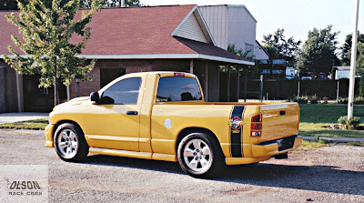 2004 Dodge Ram Rumble Bee Hemi