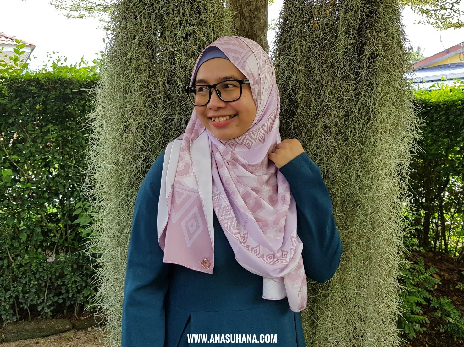 Hijab Summer Raya Shera Lee