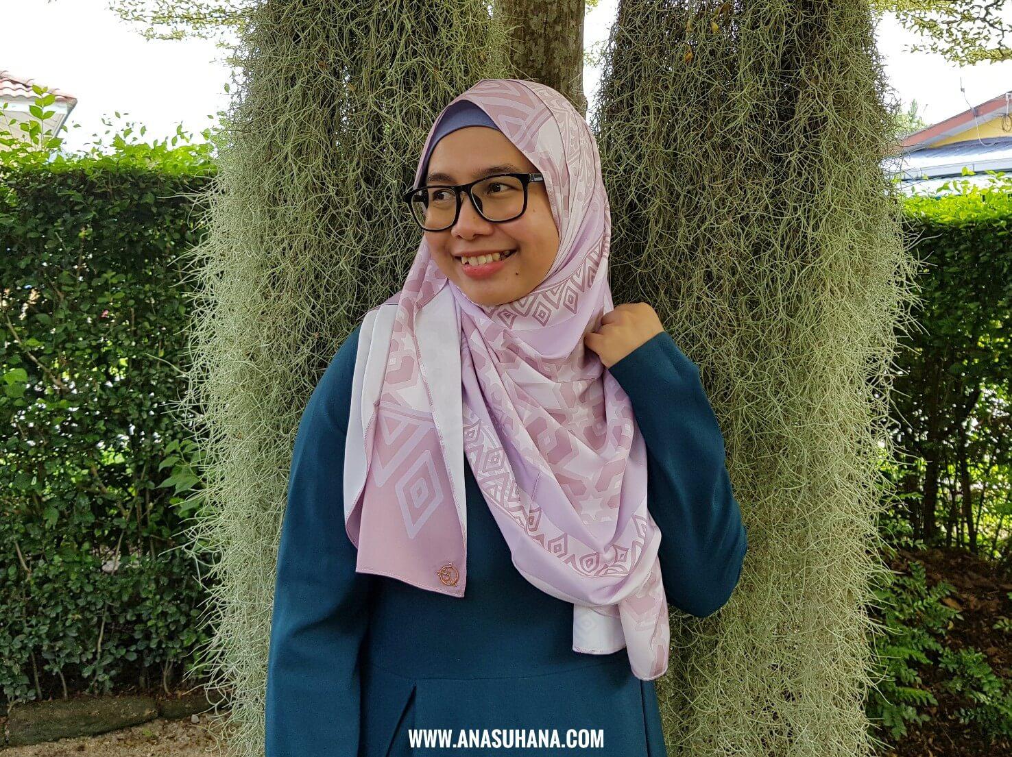Hijab Summer Raya Shera Lee
