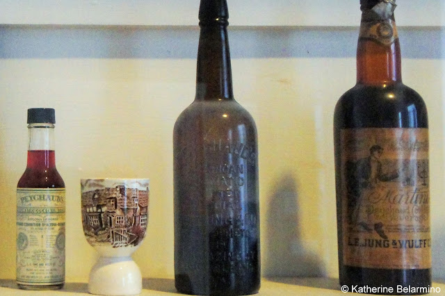 Peychaud's Bitters at New Orleans Pharmacy Museum Drinks to Try in New Orleans