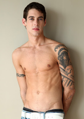 Shirtless Tattoo Model Billy Cotton